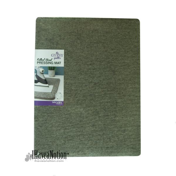 Large Wool Pressing Mat 14x19